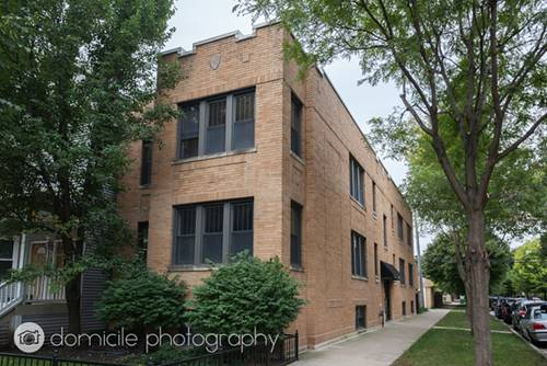 2635 W Wellington Unit 1, Chicago, IL 60618 West Lakeview