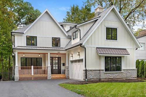 840 Grove, Glencoe, IL 60022
