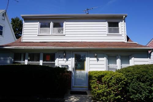 4444 N Narragansett, Harwood Heights, IL 60706
