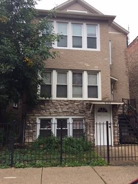 4445 N Kimball Unit 2, Chicago, IL 60618