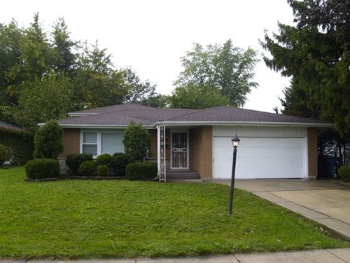 1339 Prince, South Holland, IL 60473