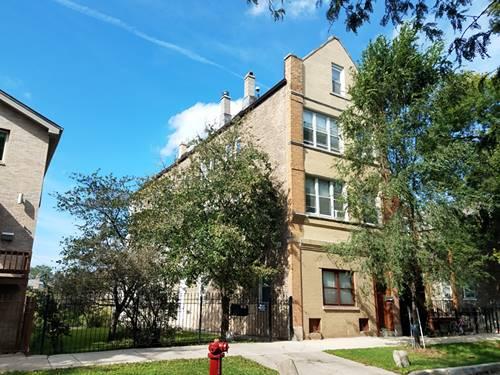 3322 S Carpenter, Chicago, IL 60608