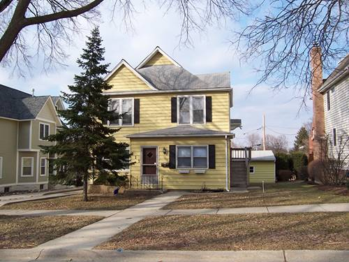 217 W 3rd, Hinsdale, IL 60521