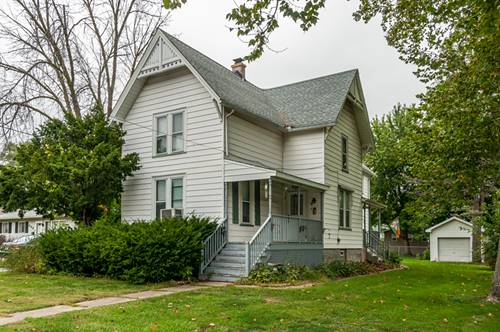325 W 4th, Sandwich, IL 60548