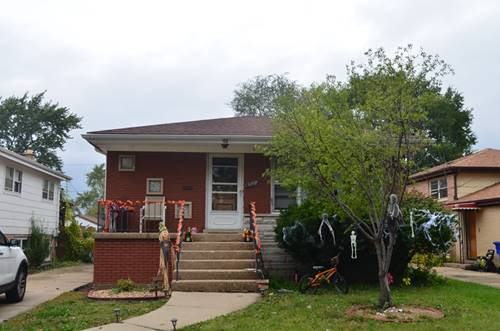 3108 W 118th, Merrionette Park, IL 60803