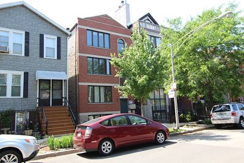 1078 N Hermitage Unit 1, Chicago, IL 60622 Noble Square