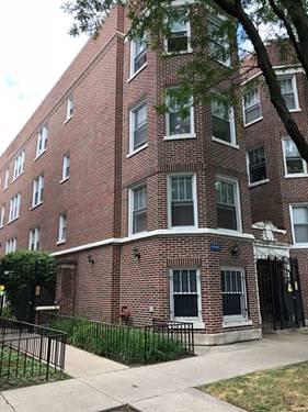 7644 N Greenview Unit 2E, Chicago, IL 60626