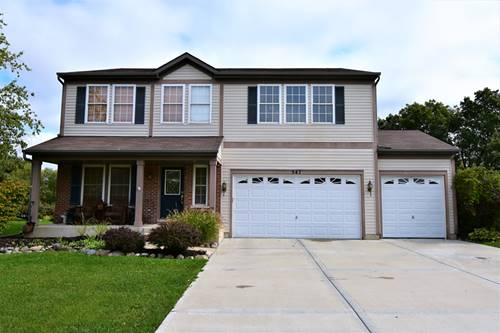 347 Pondview, Antioch, IL 60002