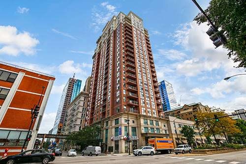 1101 S State Unit 707, Chicago, IL 60605 South Loop
