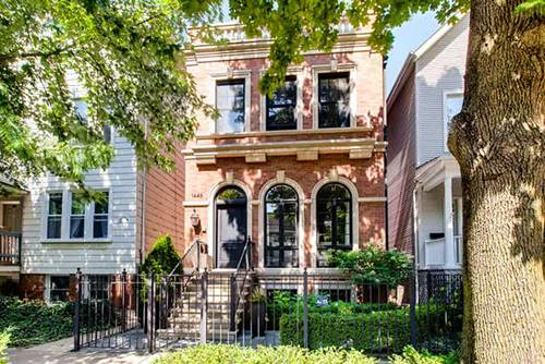 1446 W George, Chicago, IL 60657 Lakeview