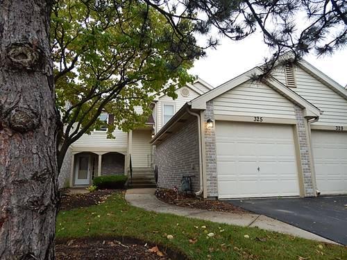 325 Grissom Unit 325, Hoffman Estates, IL 60169
