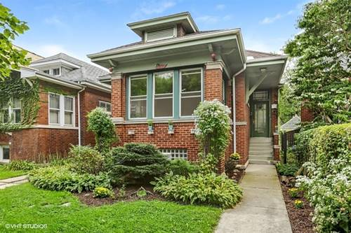 2737 W Sunnyside, Chicago, IL 60625