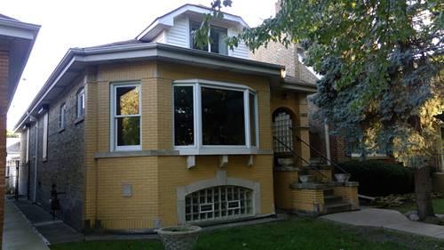 5453 W Cullom, Chicago, IL 60641
