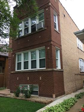 6259 W Hyacinth Unit 2, Chicago, IL 60646