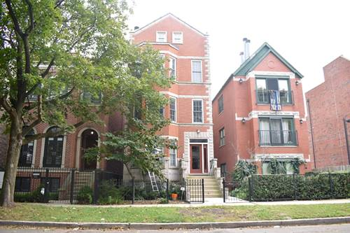 1525 W George Unit 1, Chicago, IL 60657 Lakeview