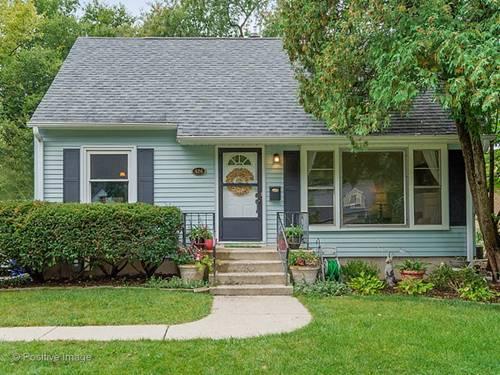 426 S Knollwood, Wheaton, IL 60187