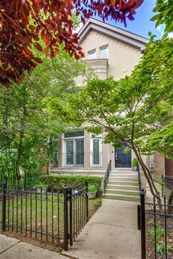 1114 W Lill, Chicago, IL 60614 West Lincoln Park