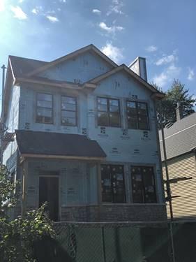 2313 W Farragut, Chicago, IL 60625