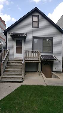 2152 W Huron, Chicago, IL 60612 Ukranian Village