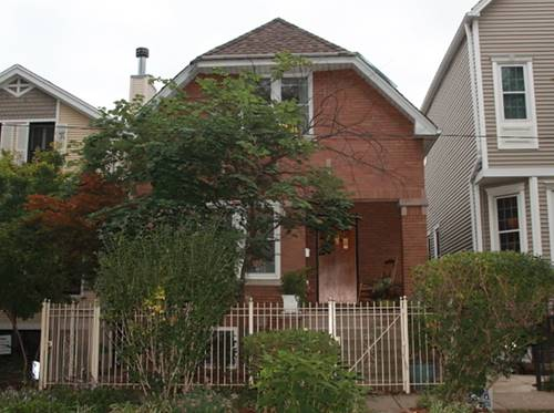 3452 N Hamilton, Chicago, IL 60618 Roscoe Village