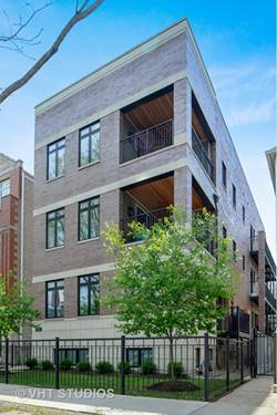 1833 W Addison Unit 1N, Chicago, IL 60613 Roscoe Village
