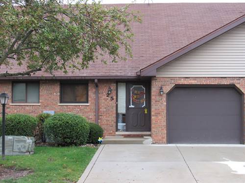 1914 Heatherway Unit 25, New Lenox, IL 60451
