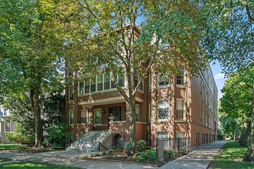 1243 W Thorndale Unit 3E, Chicago, IL 60660 Edgewater