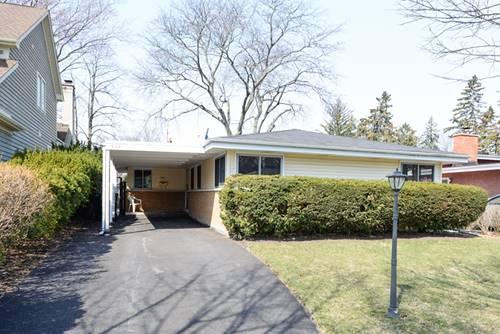 933 Cornell, Wilmette, IL 60091