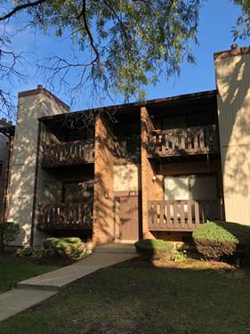 320 Sheridan Unit 2C, Willowbrook, IL 60527