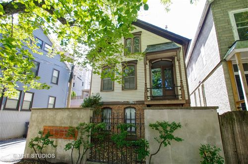 1015 W Wolfram, Chicago, IL 60657 Lakeview