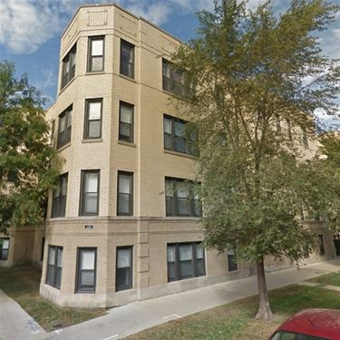 4634 N Albany Unit G, Chicago, IL 60625 Ravenswood