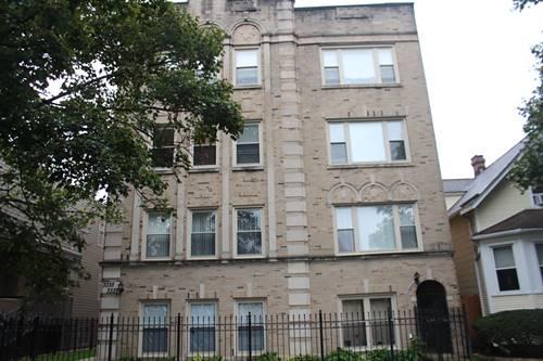 3337 W Belle Plaine Unit 1D, Chicago, IL 60618