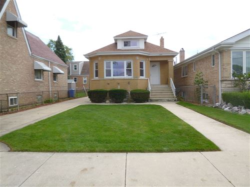 7309 W Roscoe, Chicago, IL 60634 Belmont Heights