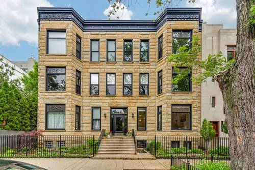 2043 N Mohawk Unit 1S, Chicago, IL 60614 Lincoln Park