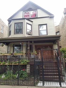 2442 N Lawndale, Chicago, IL 60647