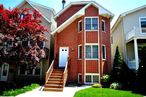 3247 N Leavitt, Chicago, IL 60618 Roscoe Village