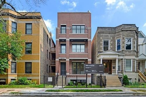 3855 N Damen Unit 2, Chicago, IL 60618 North Center