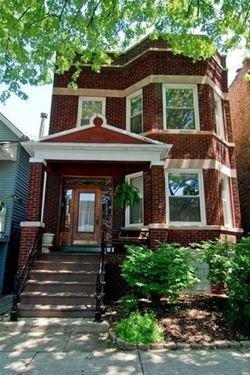 3619 N Leavitt, Chicago, IL 60618 North Center