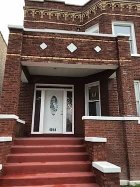 5018 W Crystal, Chicago, IL 60651
