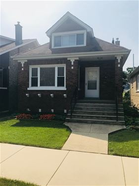 5627 W Eddy, Chicago, IL 60634
