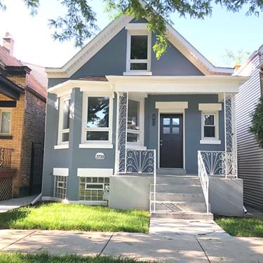 2733 W Nelson, Chicago, IL 60618 West Lakeview