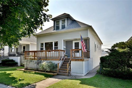 4434 N Mobile, Chicago, IL 60630