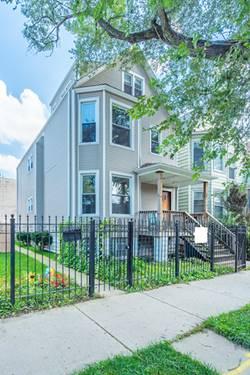 3127 N Bernard Unit 1, Chicago, IL 60618