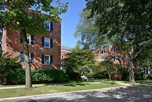 2604 Bennett Unit 2S, Evanston, IL 60201