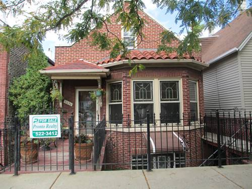 2030 W 22nd, Chicago, IL 60608