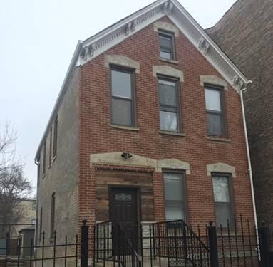 2829 W Polk, Chicago, IL 60612