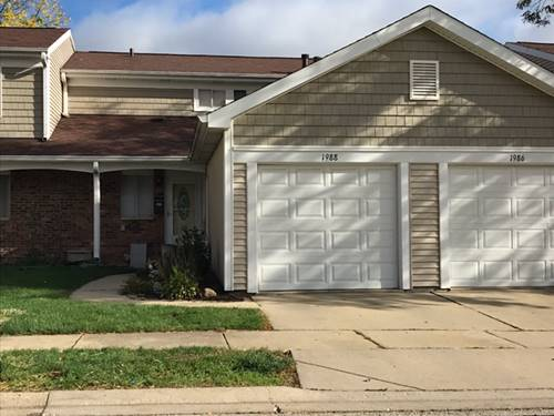 1988 Raleigh, Hoffman Estates, IL 60169