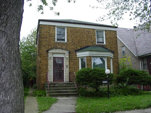 10420 S Emerald, Chicago, IL 60628
