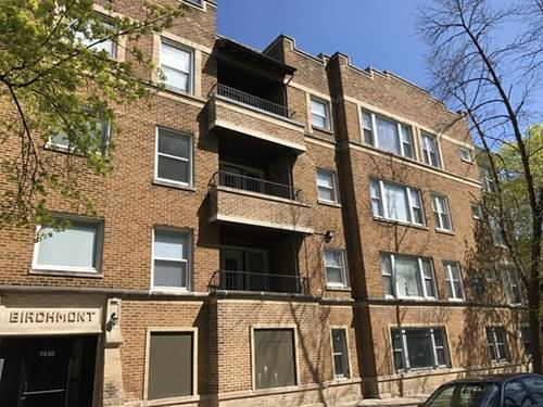 7445 N Greenview Unit 311, Chicago, IL 60626