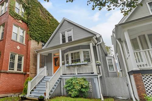 5347 N Paulina, Chicago, IL 60640 Andersonville